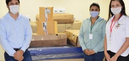 Usina Cerradão doa leitos clínicos para o município de Frutal