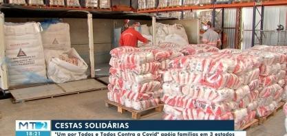Usina doa 37 toneladas de açúcar para a campanha