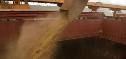 Paranaguá vê alta de 8,5% no embarque de granéis no 3º tri, incluindo grãos e açúcar