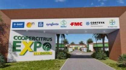 Coopercitrus realiza a maior e melhor feira digital do agronegócio