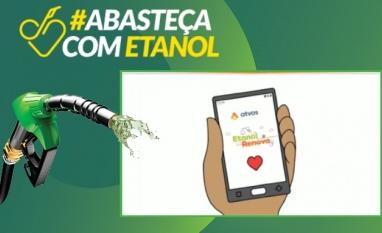 Grupo Atvos reforça Campanha #AbasteçacomEtanol e desafia seus integrantes a falarem do biocombustível