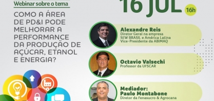 FENASUCRO & AGROCANA oferece conteúdo focado em inovação