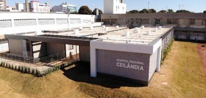 JBS entrega novo hospital em Ceilândia (DF)