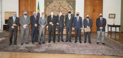 Presidente da Biosul e senador pedem a ministro defesa do setor sucroenergético nacional