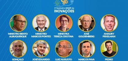 Ministros e autoridades farão a abertura do Maior Seminário Técnico de Inovações do Setor
