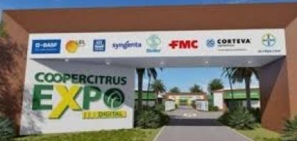 Coopercitrus Expo Digital supera R$1,1 bilhão em negócios