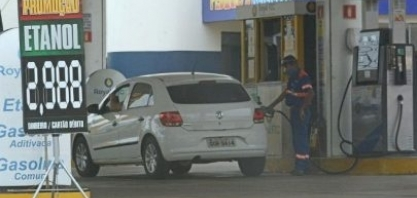 Com gasolina cara, abastecer com etanol fica mais vantajoso em Campo Grande