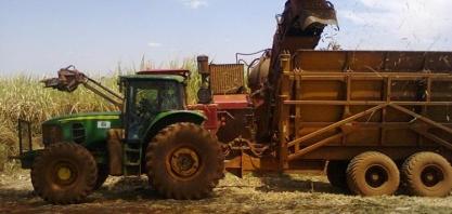 Curso do Senar/MS aprimora trabalho de operadores na condução de colhedoras de cana-de-açúcar