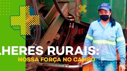 Dia Internacional das Mulheres Rurais: a força da Atvos no campo