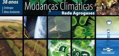 Pioneirismo no tema Mudanças Climáticas (Rede Agrogases) – Embrapa Meio Ambiente 38 anos!