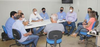 Agrovale vai implantar gotejamento em escola técnica do município de Barra - BA