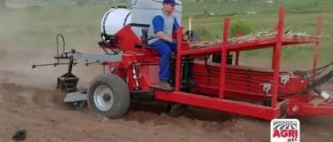 Plantadora combinada de toletes reduz consumo de mudas e eleva eficiência da operação