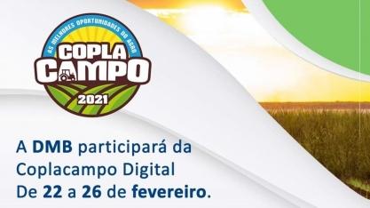 Participação na CoplaCampo marca estreia da DMB na temporada de feiras