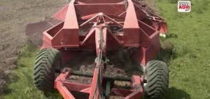 Confira o desempenho da Plaina Niveladora Multilâminas da AGRIMEC