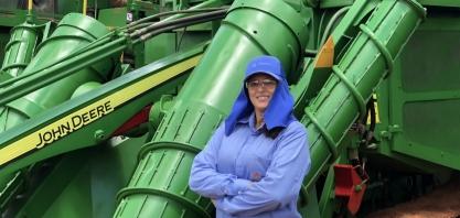 Mulheres do Setor Sucroenergético - Patrícia Jorgino da Paixão