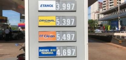 Etanol se aproxima dos R$ 4,00 em postos de Ribeirão Preto, SP; gasolina comum custa até R$ 5,40