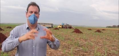 DMB e AgroQuatro-S conduzem um dos maiores experimentos em plantio mecanizado de cana do mundo