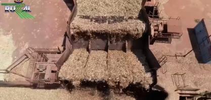Globo Rural destaca geração de energia através da vinhaça e da torta de filtro