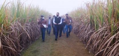 APTA Regional de Piracicaba recebe o Secretário Itamar Borges