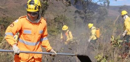 Estado lança Plano de Resposta para atendimento a incêndios florestais