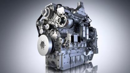 Novo pulverizador da New Holland tem a força do motor FPT N67