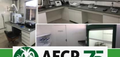 AFCP inaugura laboratório de análise de solo e foliar na segunda-feira (16)