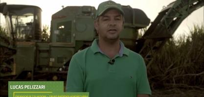 Confira colheita e depoimento de proprietário de Colhedora de cana CH950 da John Deere