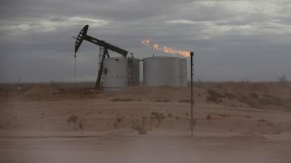 Preços do petróleo avançam e atingem máxima de 2 meses com preocupações de oferta