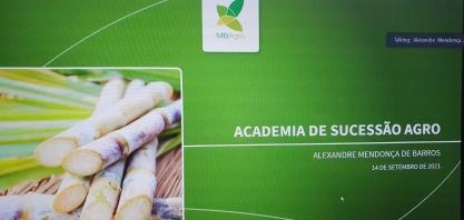 Academia de Sucessão no Agronegócio promove aula inaugural para apoiar as próximas gerações de produtores de cana-de-açúcar