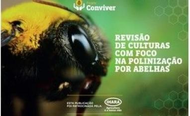 IHARA distribui e-book exclusivo sobre revisão de cultivos e importância dos polinizadores