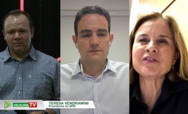 MegaCana: Teresa Vendramini da SRB destaca participação do agro em 30% do PIB