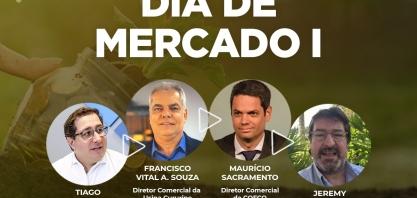 Tradings participam de dia de mercado da Megacana Tech Show desta quinta-feira