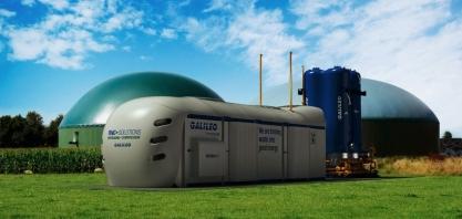 Adecoagro e Galileo Technologies iniciam etapa que abastece veículos com biometano