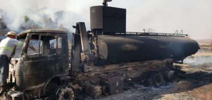Fogo já atingiu mais de 150 mil hectares de cana nesta safra, diz Unica