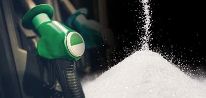 Contratos futuros do açúcar fecham em forte baixa; Etanol hidratado tem 12ª alta seguida