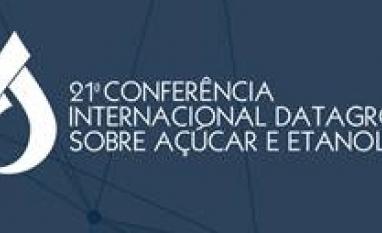 21ª Conferência Internacional DATAGRO sobre Açúcar e Etanol acontece pela primeira vez em formato híbrido