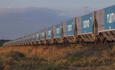 Rumo questiona medida do ministério de Tarcísio que beneficiaria ferrovia de concorrente