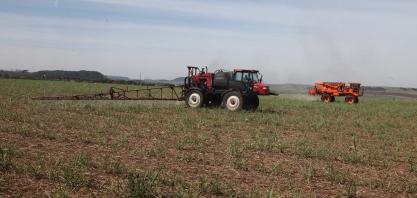 """Previsões climáticas específicas criam """"janelas de aplicação"""" de agroquímicos"""